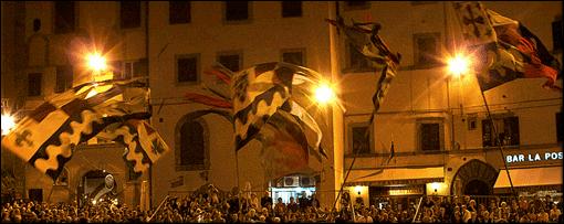 Bandiere Lunghe Cortona